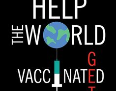 """Check out new work on my @Behance portfolio: """"Vaccination Poster"""" http://be.net/gallery/53271601/Vaccination-Poster"""