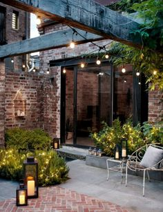 amazing 15 Small Courtyard Garden with Seating Area Design