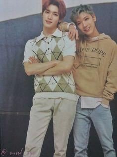 "[SCAN] Ten & Taeyong ""baby don't stop"" ✋ #NCT2018_EMPATHY   https://imgur.com/9SuR4io  https://imgur.com/AfNClpr  https://imgur.com/Vag8S6cpic.twitter.com/tKl5FsUbN3"