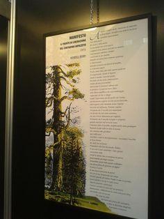 Il Manifesto di #WendellBerry l'abbiamo presentato al #SalTo15. E voi avete la vostra copia?