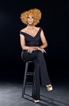 RuPaul Andre Charles (born November best known as simply RuPaul , is an American actor , drag. Divas, Rupaul Drag Queen, Celebs, Celebrities, Beautiful People, Glamour, Style Inspiration, Photoshoot, Lady