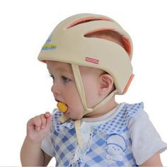 Toddler Adjustable Safety Helmet #helmet #toddler #safety #adjustable #gear #affordable #highquality