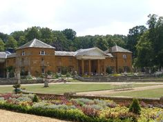 Stable block. Althorp House. #royalty