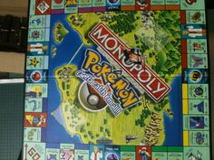 pokemon monopoly. if this is a real thing and i dont own it, im not sure life is worth living anymore