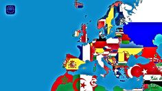 #MAP #EUROPE #GEOGRAPHIC #EARTH