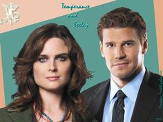 Bones images Temperance and Seeley HD wallpaper and background photos