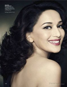 Madhuri Dixit, beautiful smile