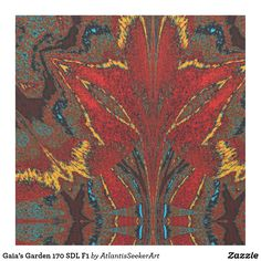 Gaia's Garden 170 SDL F1 Fabric