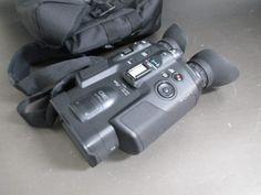 1円 外装美品 SONY デジタル 録画 双眼鏡 DEV-5K ポーチ付 バッテリー無 現状渡 ジャンク扱 f001_画像1
