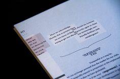 Editorial portfolio   Slanted - Typo Weblog und Magazin