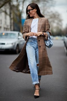 Scroll through to see the most stand out street style moments from London Fashion Week, Fall 2018, shot exclusively for InStyle.com.