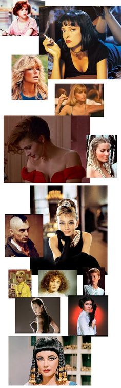Look of the Week - Iconic Hair
