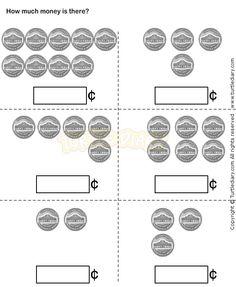 math worksheet : 1000 images about money worksheets for kids on pinterest  : Nickel Worksheets For Kindergarten