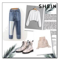 """""""Shein 3"""" by dedic-elvira ❤ liked on Polyvore"""