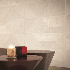 Revestimiento de pared en pasta blanca ESSENTIA by Gres Panaria Portugal S.A. - Divisão Love Tiles