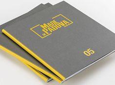 #Burano #Favini - Book Made in Padova 05; cover on burano 72 Graphite Grey / Confindustria Padova http://www.confindustria.pd.it - Find more on #Burano http://www.favini.com/gs/en/fine-papers/burano/features-applications/
