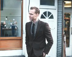 Tom Hiddleston, Gucci photoshoot. Tom and Loki.