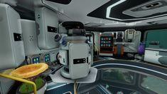 Subnautica Base, Research Lab, Car Seats, Google, Image