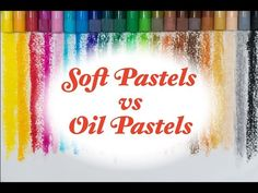 Each of the pastels has unique characteristics, and in this article, we will look at the soft and oil pastels. Making a decision to do pastel drawing is not dif Soft Pastel Art, Pastel Drawing, Painting & Drawing, Soft Pastels, How To Use Pastels Tutorials, Art Tutorials, Oil Pastel Techniques, Art Therapy Activities, Oil Portrait
