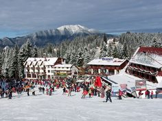 The Most Appreciated Mountain Resorts in Romania – Photo Gallery and Video