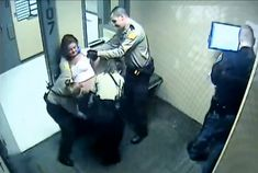 An Indiana woman in police custody was stripped naked by deputies, pepper sprayed, paraded around the facility and left naked in a cell for seven hours. They should have added sexual assault to the charges. Indiana Police, Hands Up Dont Shoot, Odense, Social Issues, Civil Rights, Cops, Police Officer, Crime, Stuffed Peppers