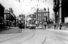 London Road, Highfield Library, right