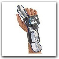 Cobra 3 Wrist Support (Medium) by Cobra. $54.95. Team Cobra Products presents the high quality, extra versatile cobra 3 wrist support with finger support.  Lighter  Stronger  More Versatile  Great New Look  Negative to Positive Wrist Positioning