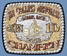 Jim Collins Memorial Barrel Race