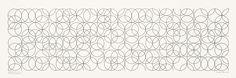 Composition With Circles 2, 2001 | Karsten Schubert
