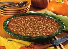 PUMPKIN COBBLER Pumpkin Pie Spice, Pumpkin Puree, Fall Recipes, Great Recipes, Tasty, Yummy Food, Pastry Blender, Seasonal Food, Pie Plate