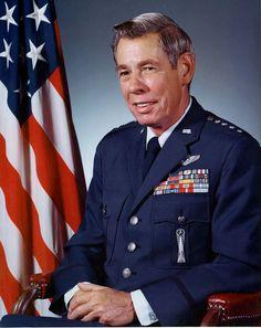 General Richard Ellis SAC Commander 1977-81. Ellsworth Afb, Strategic Air Command, Korean War, Vietnam War, Double Breasted Suit, Sd, Suit Jacket, Suits, Jackets