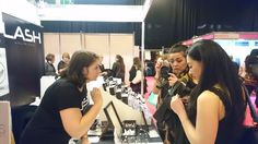 Lash Unlimited at Girls Day Out Show 2016.