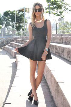 $52 Sara skater dress