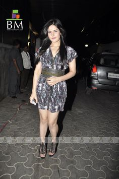 Zarine Khan, 2 Movie, Product Launch, Punk, Shirt Dress, Shirts, Outfits, Dresses, Style