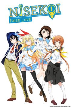 Nisekoi: The Good, and the Bad.
