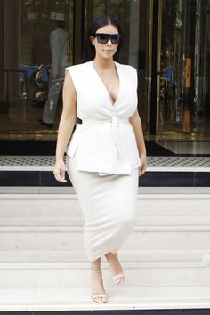 One more of Kim Kardashian's maternity outfits to obsess over!