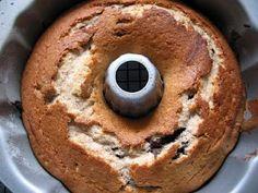 Nutmeg Pound Cake Recipe