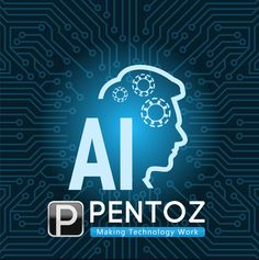 """The term """"Artificial Intelligence"""" has been thrown around a lot recently, but what is it exactly? In the simplest terms, AI involves a machine with the ability to copy intelligent behavior Innovation Lab, Business Innovation, New Business Ideas, Artificial Intelligence, App Development, Behavior, Technology, Behance, Tech"""