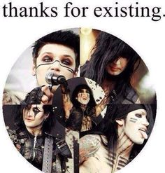 You guys have saved my life through some of the most hardest times and i wouldn't be here today with out you :')