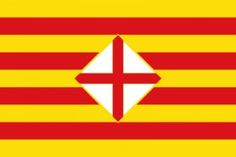 Bandera de la Provincia de Barcelona