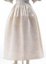 Corded petticoat. (Link goes to instructions on making one.) - Visit to grab an amazing super hero shirt now on sale!