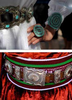 Traditional Navajo Accessories