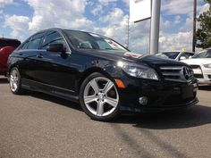 Introducing #Brampton #Mitsubishi 's 2010 #Mercedes #Benz #C300 Sedan! Incredibly low #mileage with only 26,846 kms! Loaded with #power #seats, #memory #seats, #heated #seats, #sunroof, #leather, #alloys, #AWD, and independent #climate #control! Drive this home today!