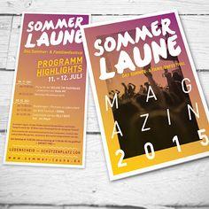 Sommerlaune Festival Lüdenscheid, Corporate Design, Highlights, Radio MK