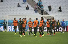 Brasil entrenó por última vez antes de enfrentar a Croacia   Mundial de Fútbol Fifa: Brasil 2014 - Chapintv.com