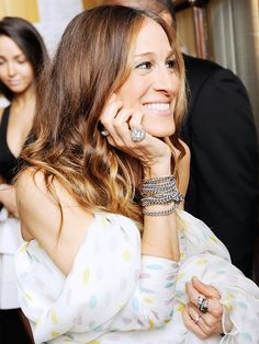 """I took a page from [the playwright] Wendy Wasserstein's book. She said, 'I'm not a feminist, I'm a humanist.'""—Sarah Jessica Parker #WWWQuotesToLiveBy"