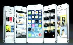 Some Apple users complained that the new iOS 7 operating system made them feel nauseous.