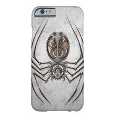 Shop Steampunk Spider on Rough Steel Case-Mate Samsung Galaxy Case created by JeffBartels. Spider Tattoo, Steampunk Design, Custom Posters, Postcard Size, Iphone Case Covers, Custom Framing, Paper Texture, Backdrops, Print Design