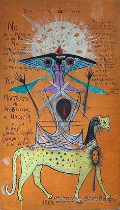 """No maltrata ni asesina a nadie."" Leonora Carrington"