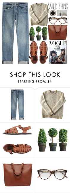 """""""wild thing"""" by evangeline-lily ❤ liked on Polyvore featuring Helmut Lang, Sandro, Jeffrey Campbell, Cutler and Gross, Bunn, jeffreycampbell, HelmutLang and spring2016"""